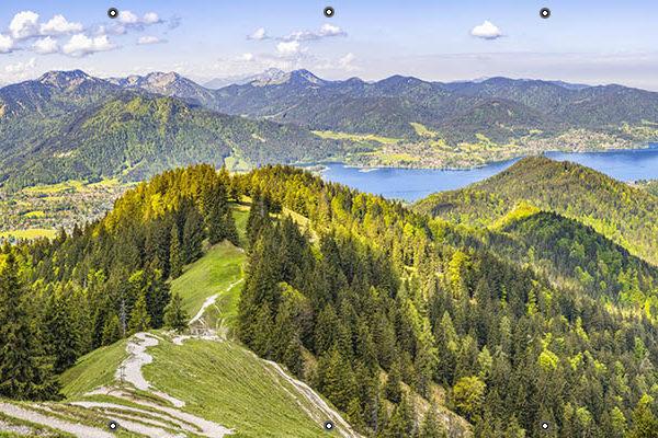 Alpy - Osłona ogrodowa