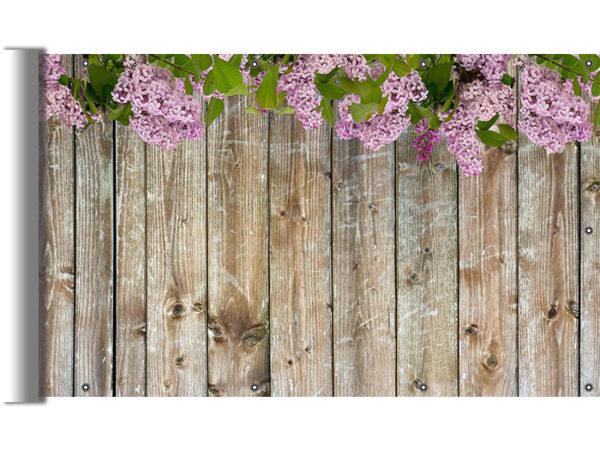 Osłona na balkon - Bez