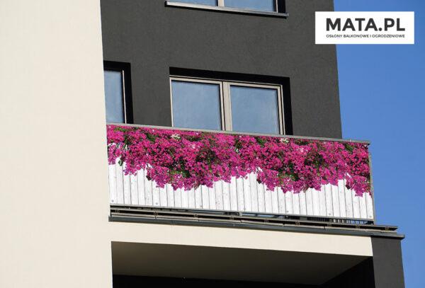Wizualizacja balkonu