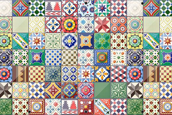 Azulejo - Ceramiczne płytki portugalskie