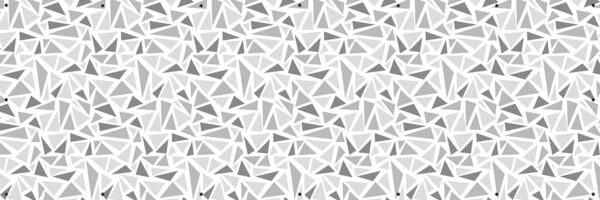 Mozaika popielata - Osłona balkonu