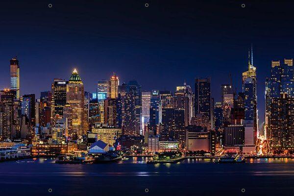 Panorama miasta - Foto osłona