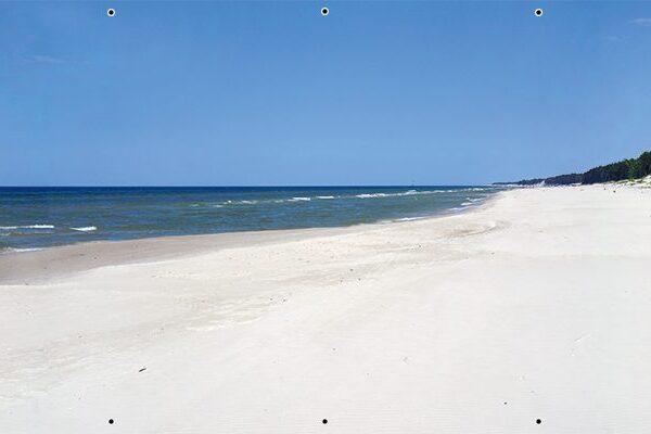 Bałtycka plaża - Foto osłona